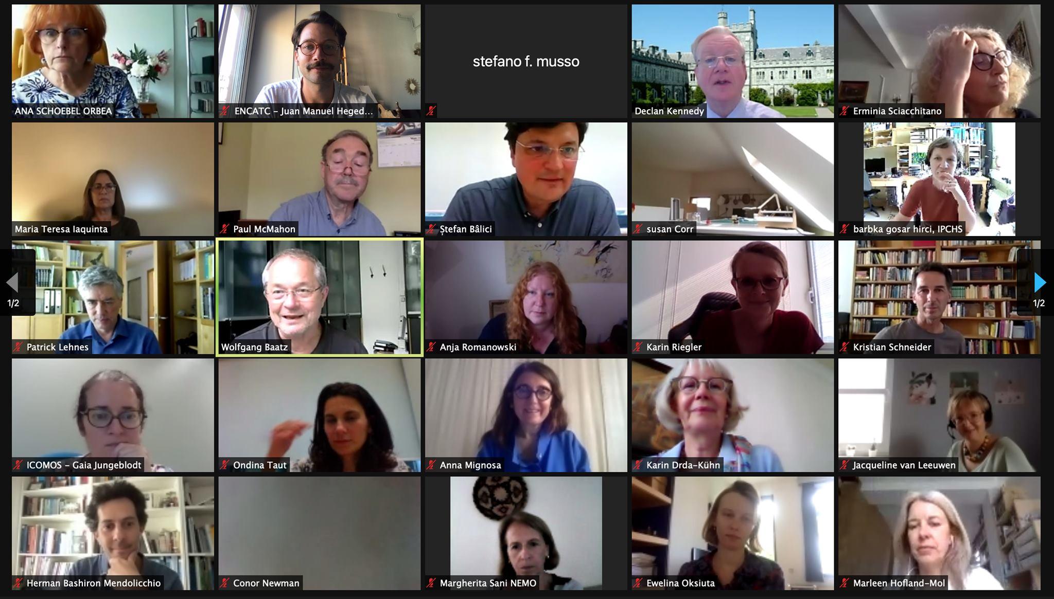 #CharterAllianceEU workshop